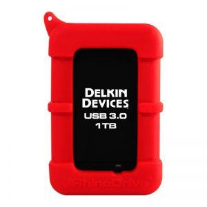 Delkin 外付けSSD 1TB USB3.0対応 Mylio Advanced 1年間使用権付 [DDSSD3M-1TB]