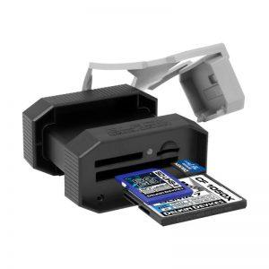 Delkin BLACKカードリーダ DDREADER50