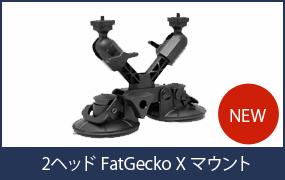 FatGecko Xマウント